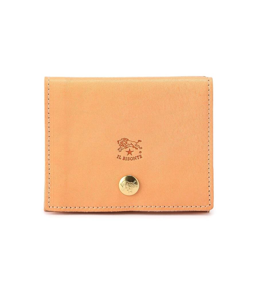 IL BISONTE ミニ財布 の外装画像